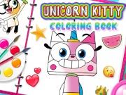 Unkitty Carte de colorat online
