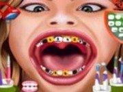 Hannah Montana la medicul Dentist