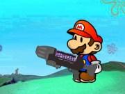 Mario trage in insecte