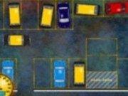 Parcheaza masinile de taxi