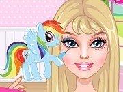Barbie Machiaj My Little Pony