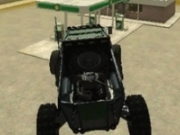 Buggy offroad Simulator 3D
