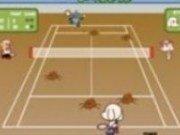 Tenis cu caini