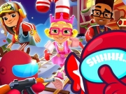 Amoung us - Subway Surfers