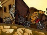 Scooby DOO cu BMX