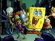 SpongeBob Comori ascunse