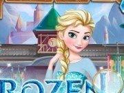Aventura in Regatul de gheata cu Elsa