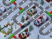 Tren la polul nord