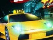 Joc de condus Taxi in oras