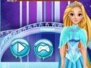 Rapunzel in orasul Arendelle
