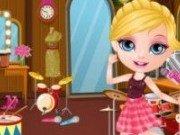 Baby Barbie Rock N Royals