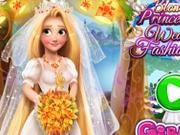 Nunta Prințesei Blonde Rapunzel