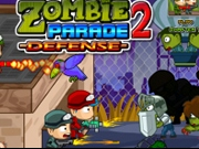 Zombie Parade Defense 2