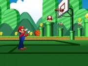 Basket cu Mario