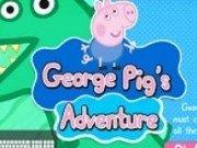 Aventura cu Porcusorul George