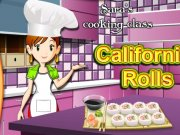 Bucatareasa Sara: sushi California