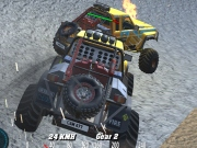 Masini Offroad Monster Truck Forest Championship