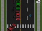 Condu masini super rapide pe autostrada