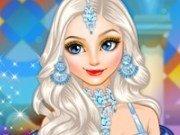 Elsa costum arab