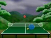 Ping Pong de masa in natura